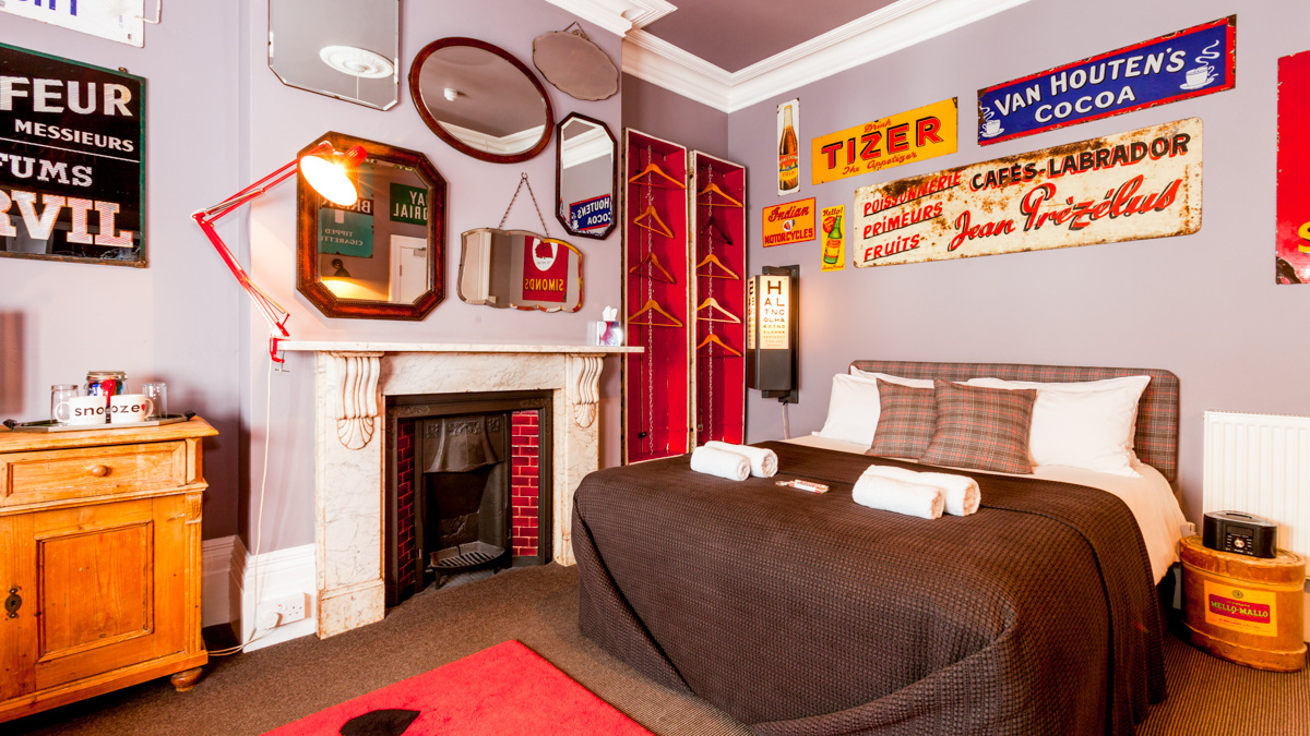Snooze Guesthouse – Brighton