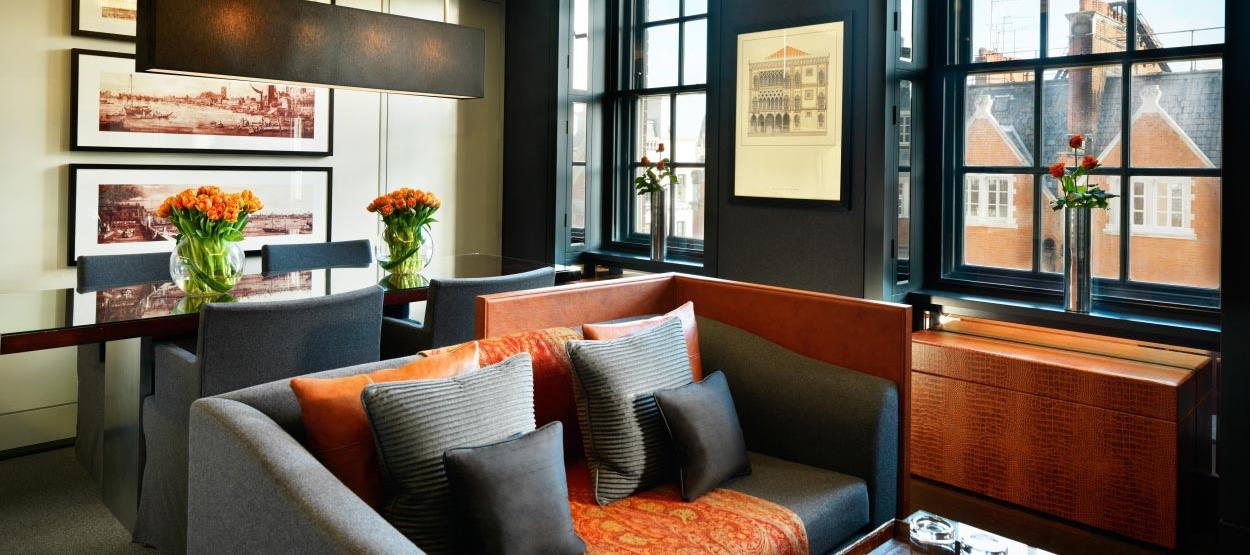 London Luxury Hotel Grosvenor House Apartments Ready To Unveil Rebrand By End Of June