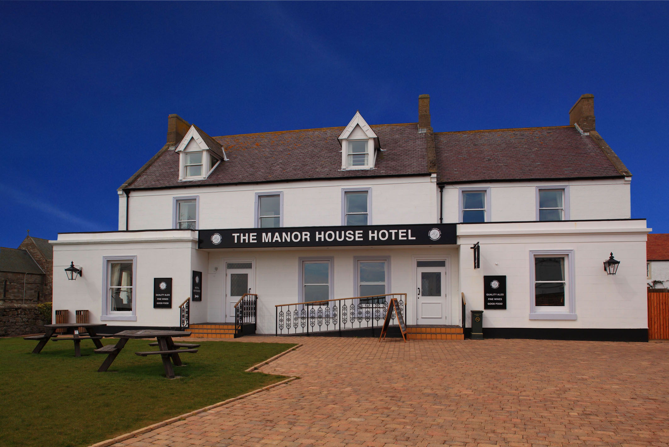 Manor House Hotel Hi Res