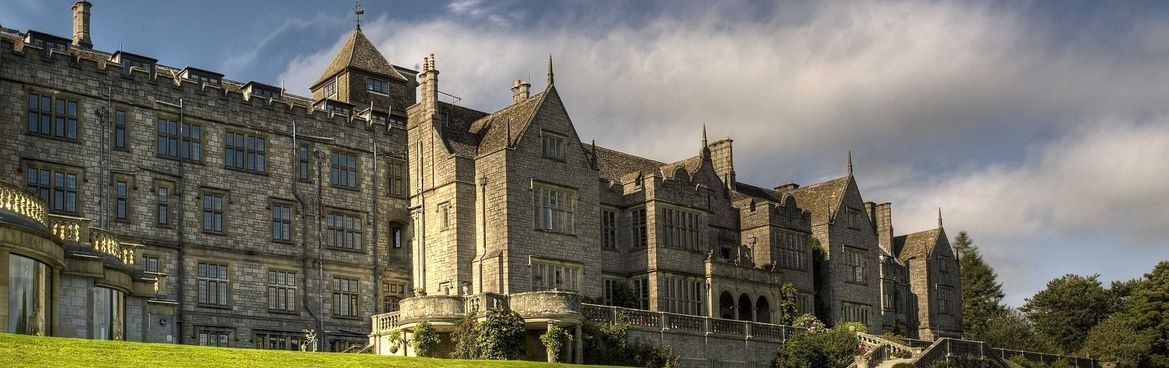 Roald Dahl pop-up library and kids stay free at Bovey Castle