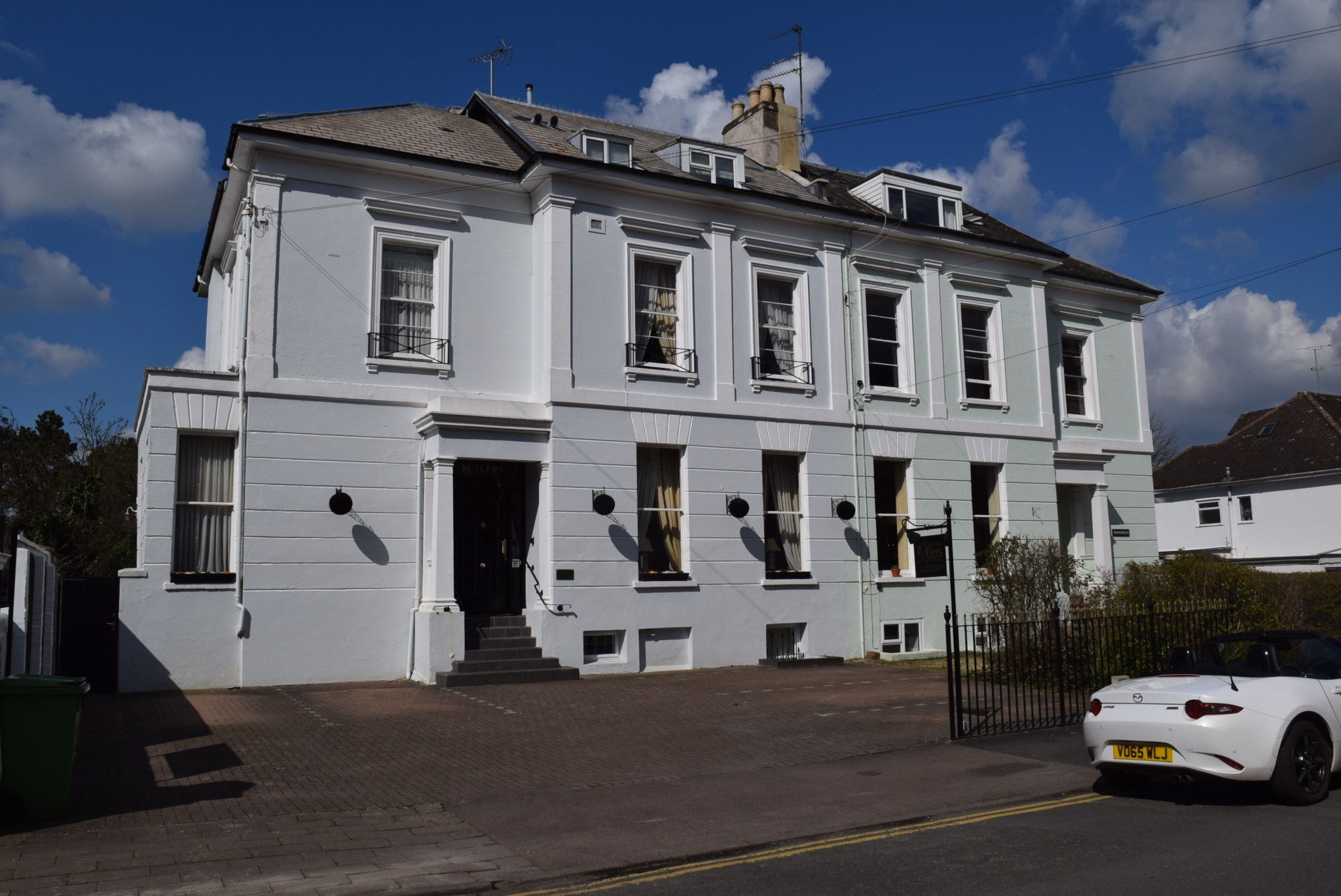 Butlers Guest House 1