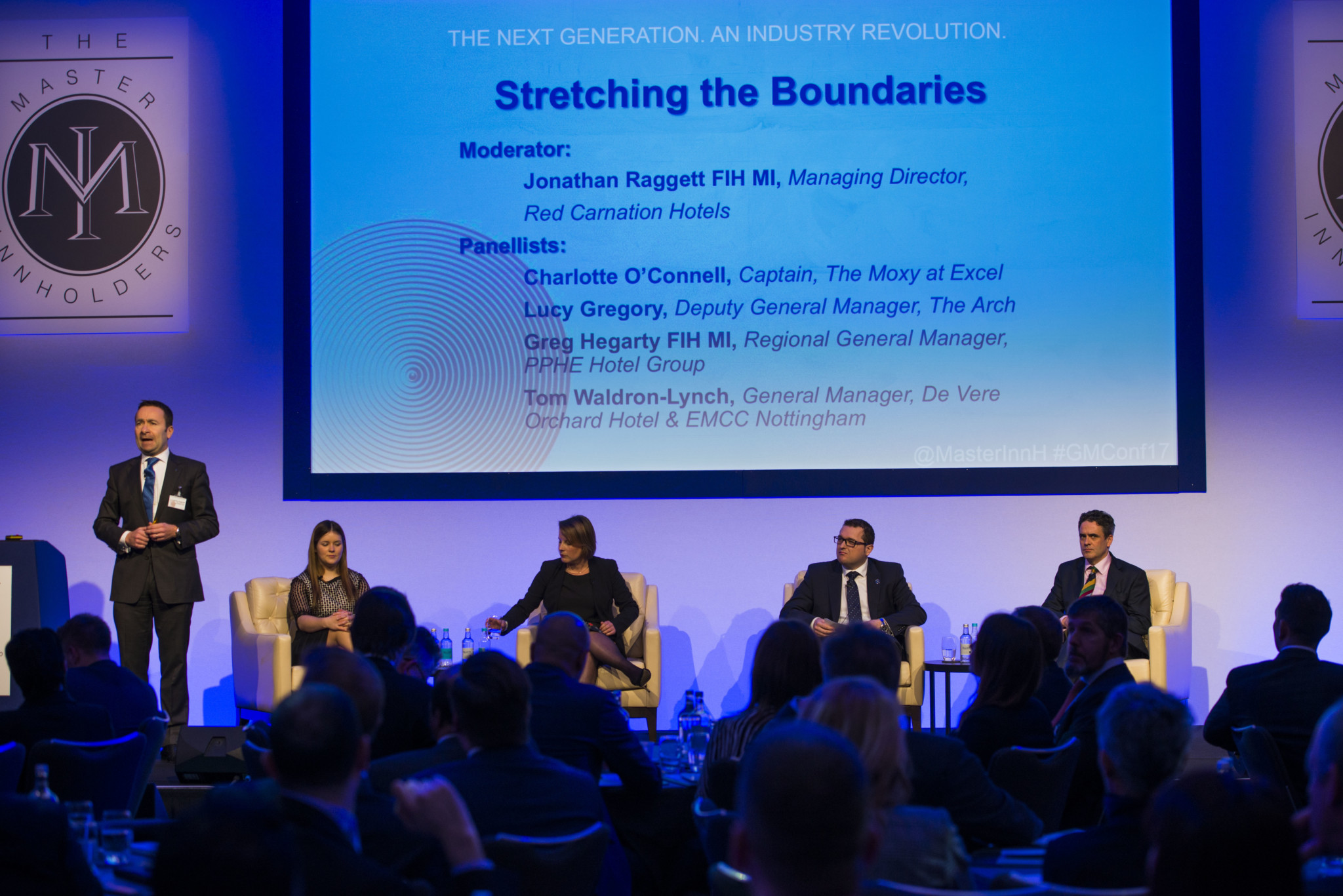 Stretching the boundaries panel