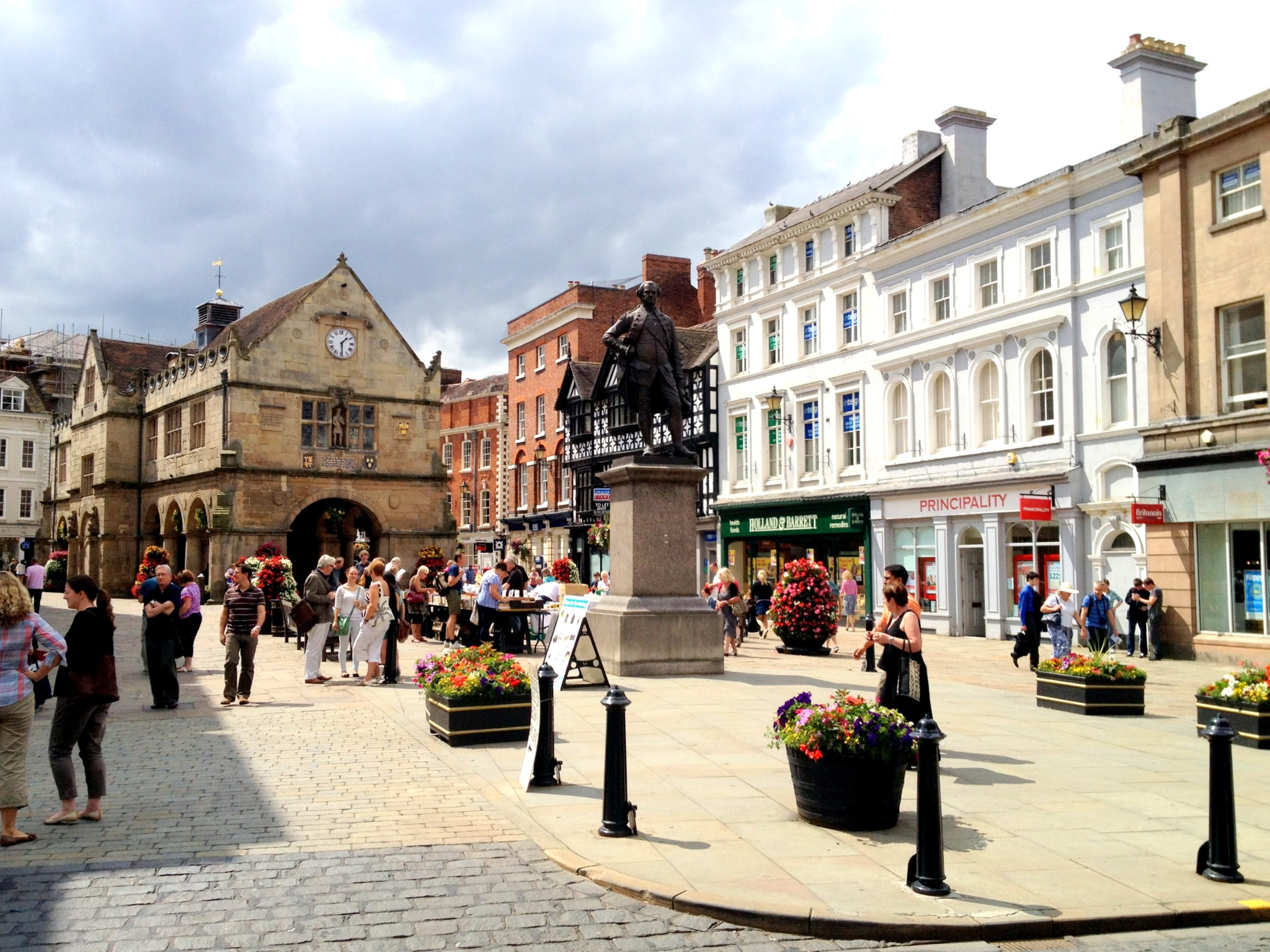 the_square_shrewsbury