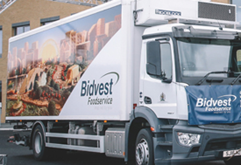 Bidvest-lorry