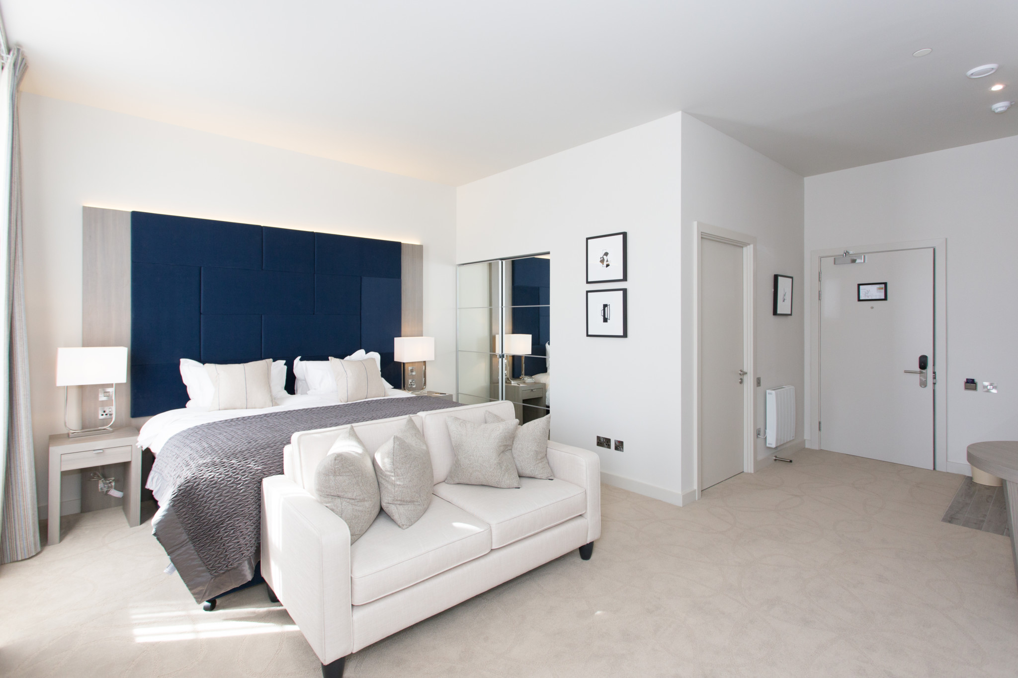 luxury scottish hotel suites reopen following two-year multi