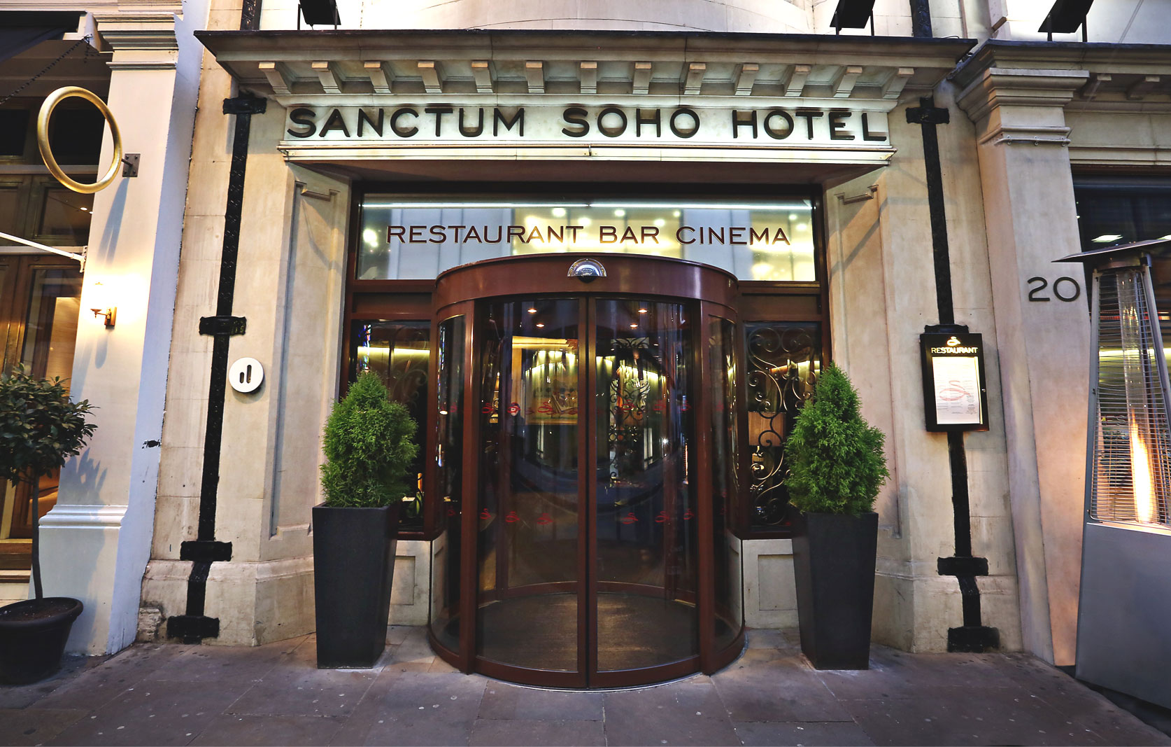 London S Sanctum Hotel Rebrands As Part Of Merger With