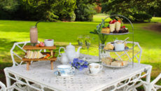 The new afternoon tea offering at the hotel