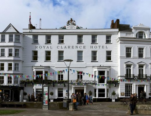 Exeter_-_Royal_Clarence_Hotel