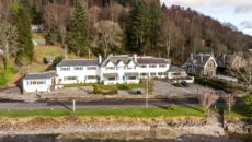 Four Seasons Hotel (St Fillans)