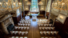 The new-look Great Hall at Redworth Hall Hotel - credit Focal Point Photography