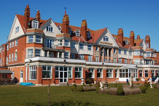 A Grade Ii Listed Hotel In Skegness Has Submitted Proposal To Build More Than 70 New Bedrooms Which Would See The Property Double Size If