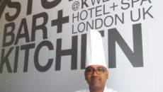 Jessen Valaydon - Executive Chef at K West Hotel & Spa - Small