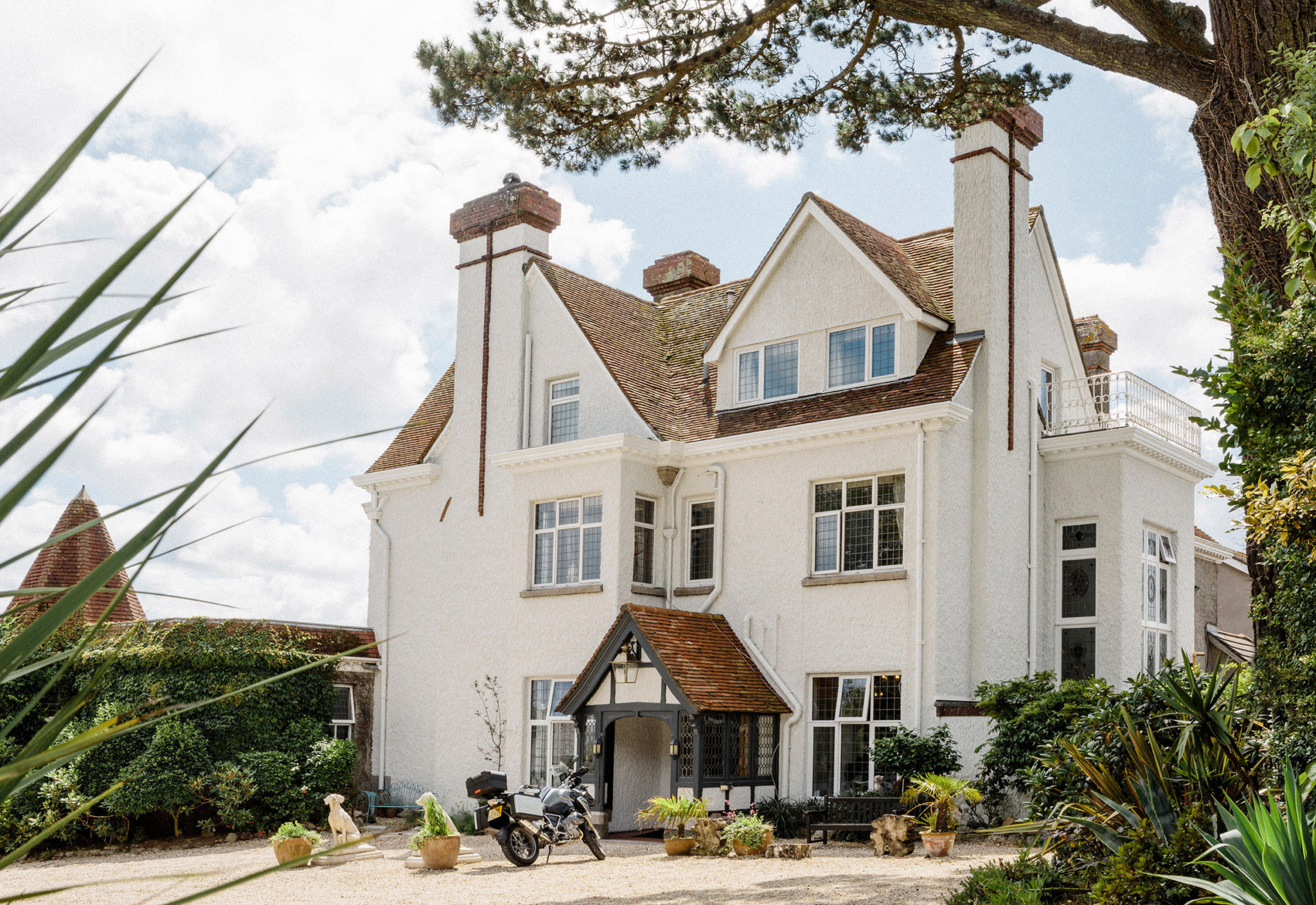 Merchant Manor – Cornwall
