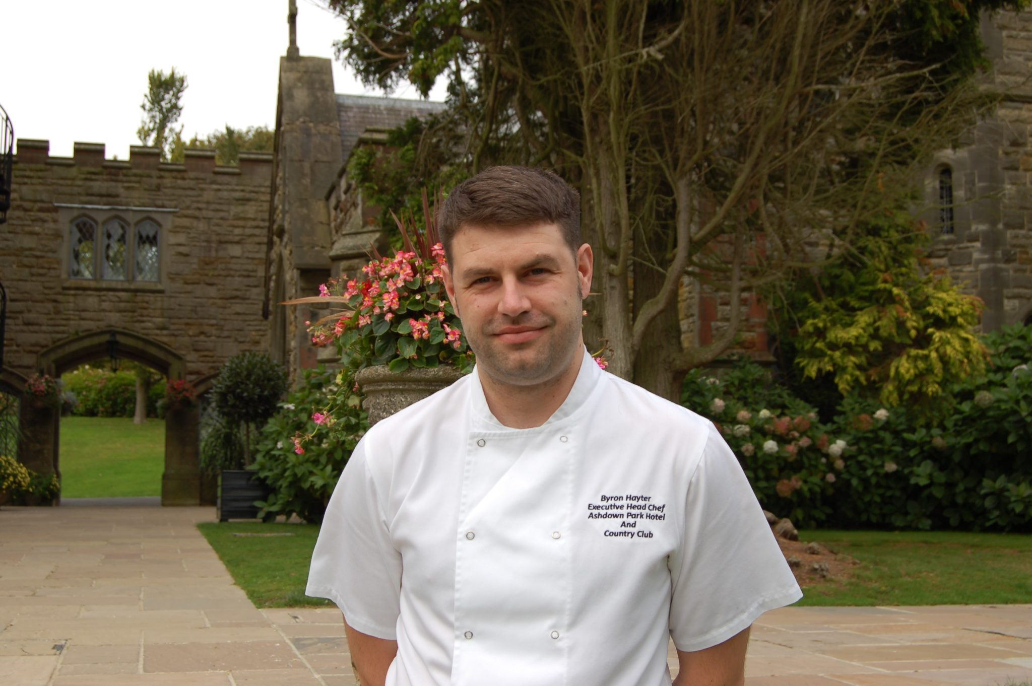 Ashdown chef