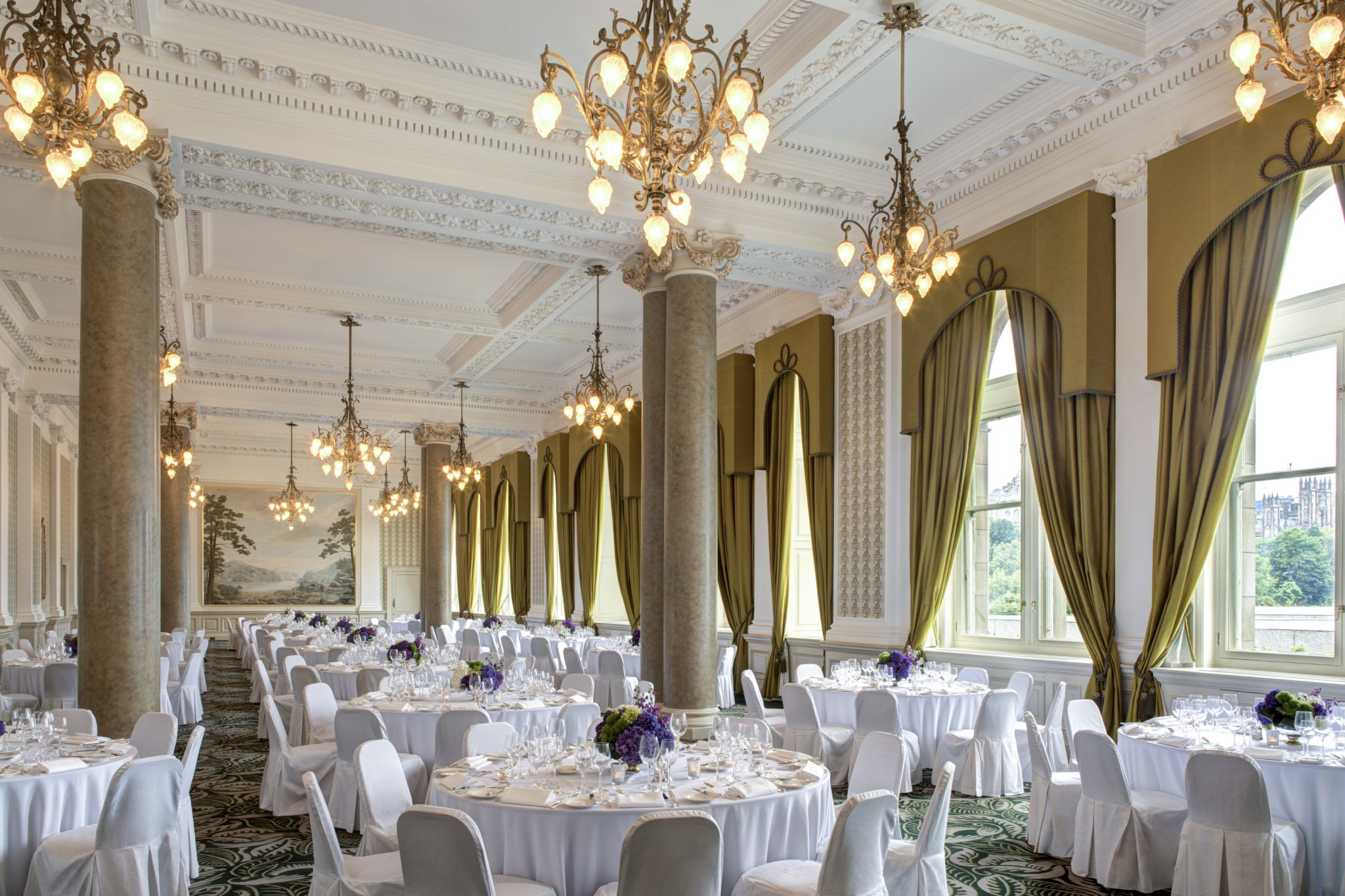 RFH – The Balmoral -Sir Walter Scott Suite – landscape