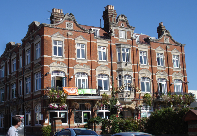 After More Than Six Years In The Pipeline Transformation Of Grand Hotel Leigh On Sea Es Has Finally Been Given Green Light