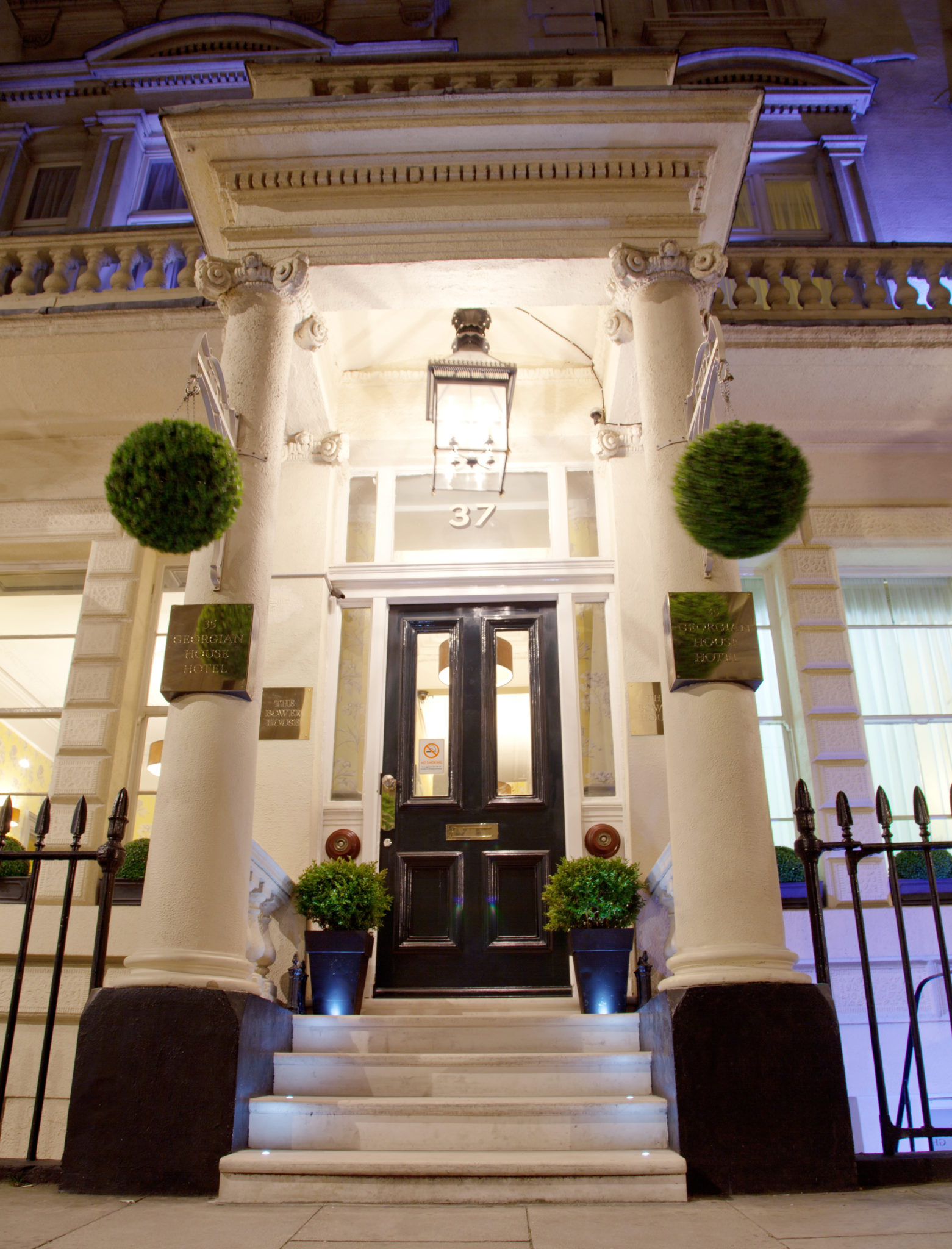 Hotel Georgian House Londra exclusive: georgian house hotel works its 'magic' and adds