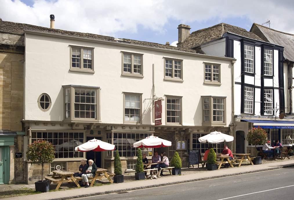 Grade Ii Listed Hotel In Booming Burford Sold To Hospitality Veteran