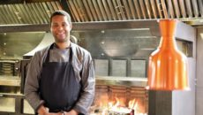 Tyrone Blake - new head chef at Blue Smoke on the Bay 1