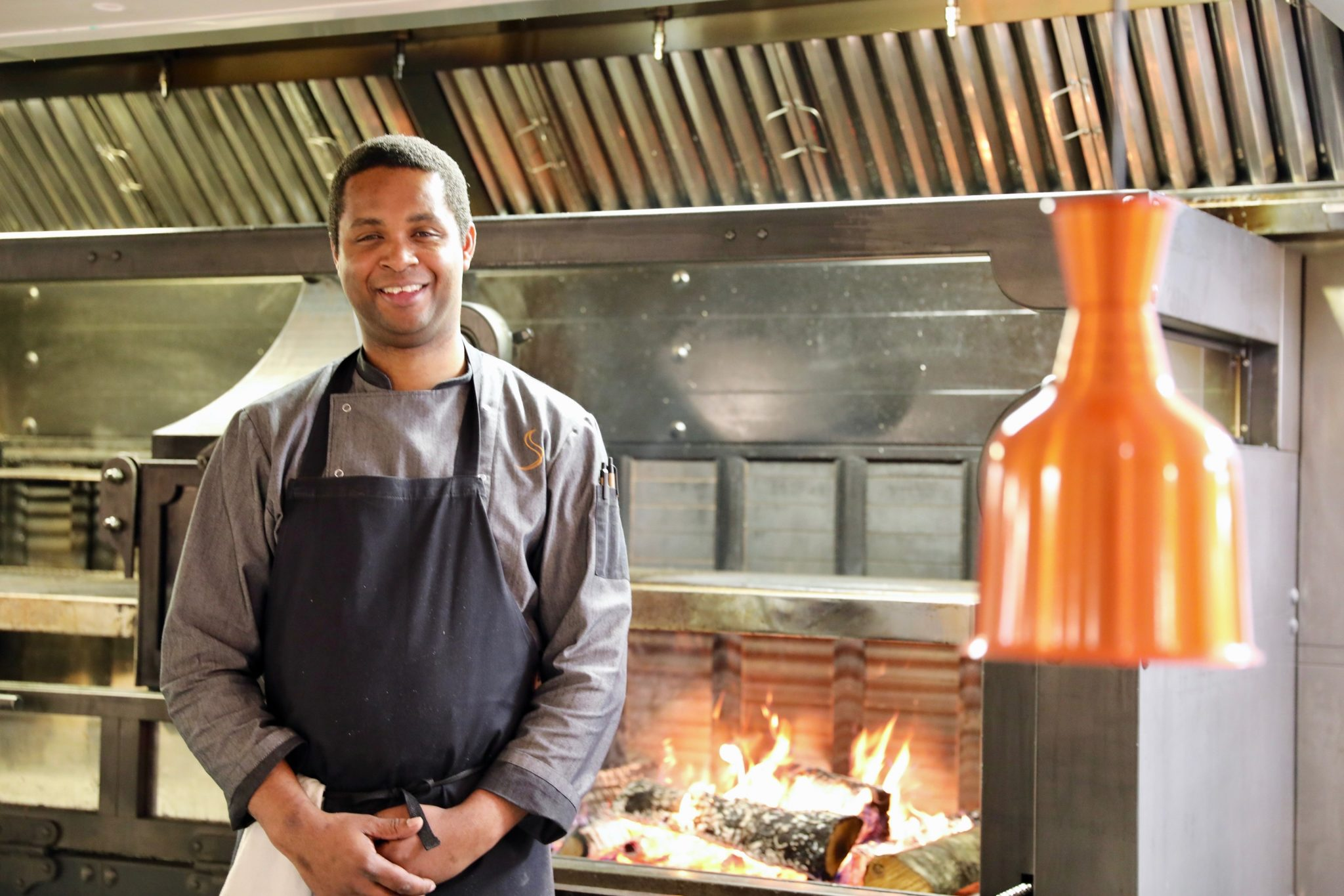 Tyrone Blake – new head chef at Blue Smoke on the Bay 1