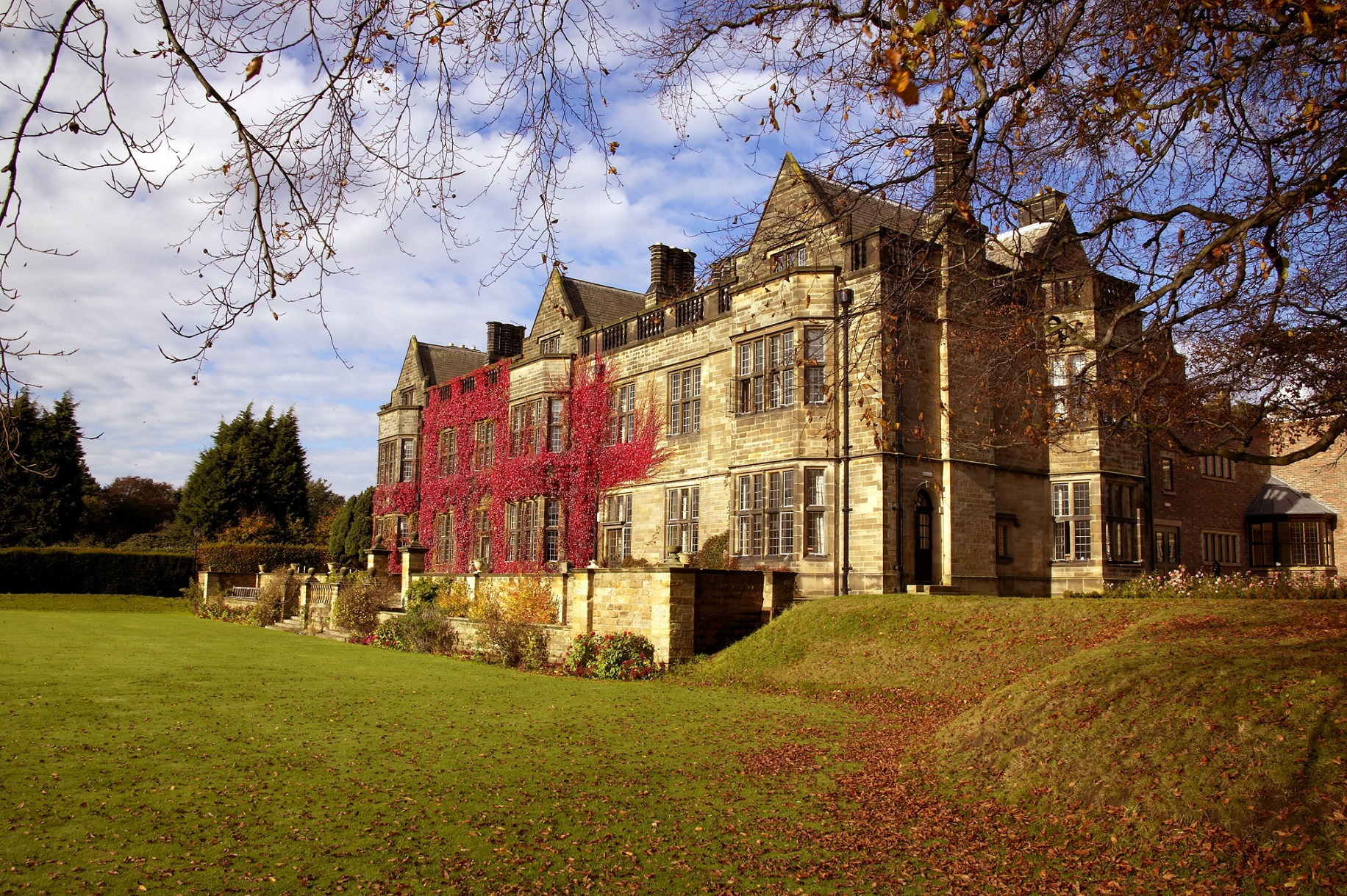 Gisborough Hall- Exterior