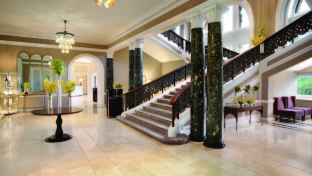 Hotel#Staircase