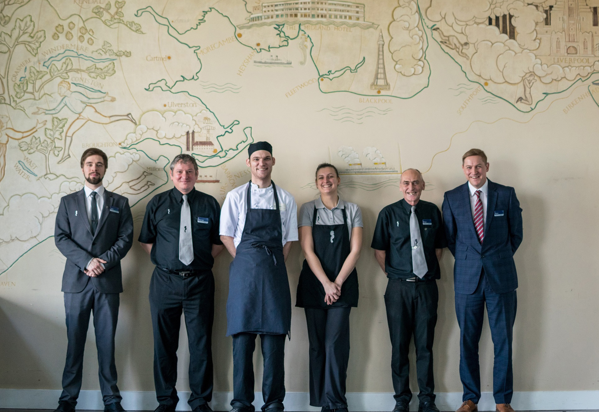 Midland Hotel staff will be celebrating a 10th anniversary in 2018