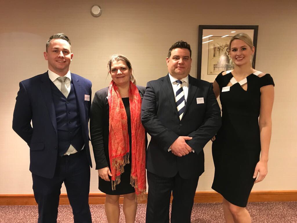 UK restaurant manager of the year finalists 2018
