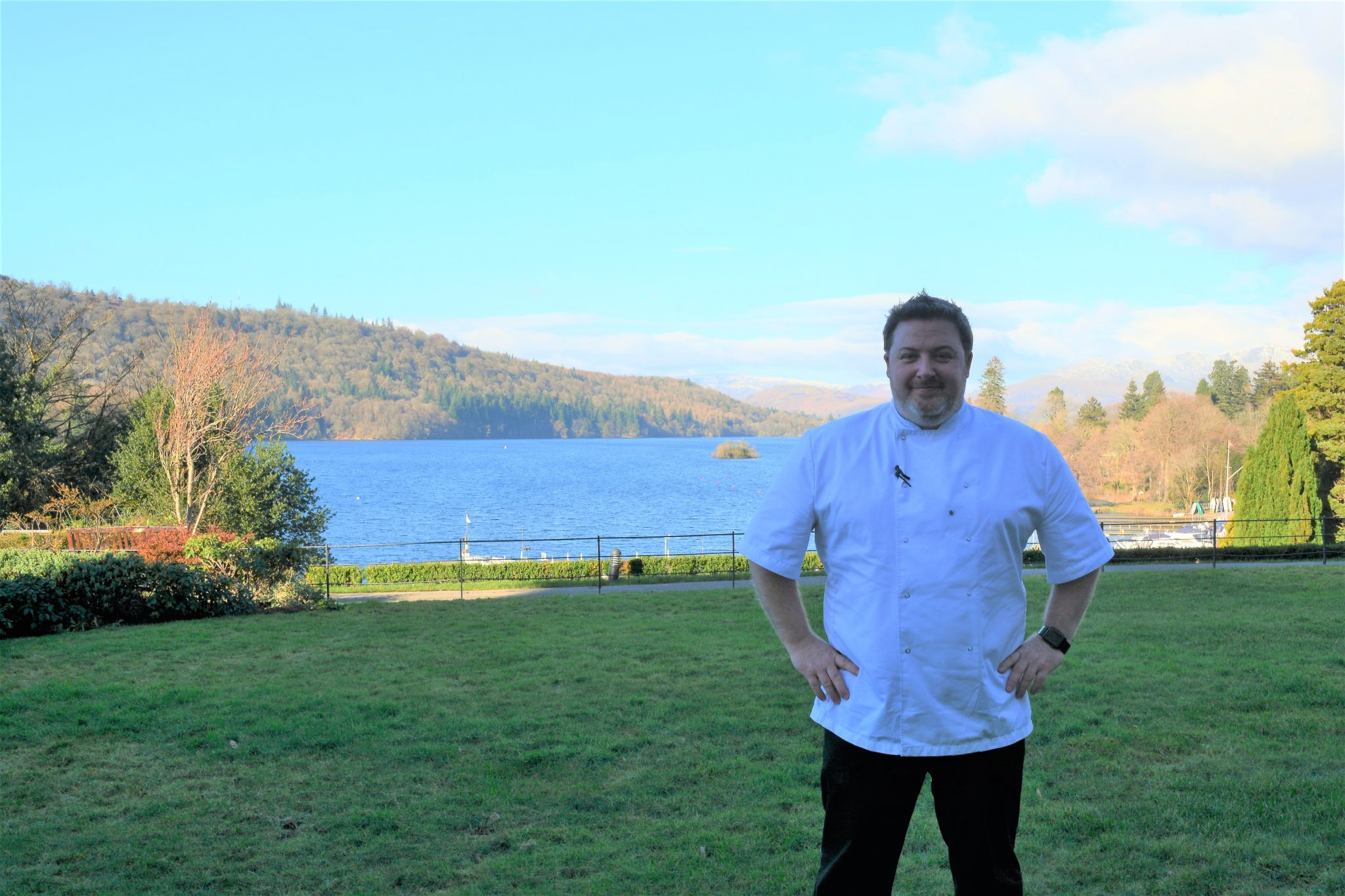 Chris Lee, Head Chef of The Belsfield