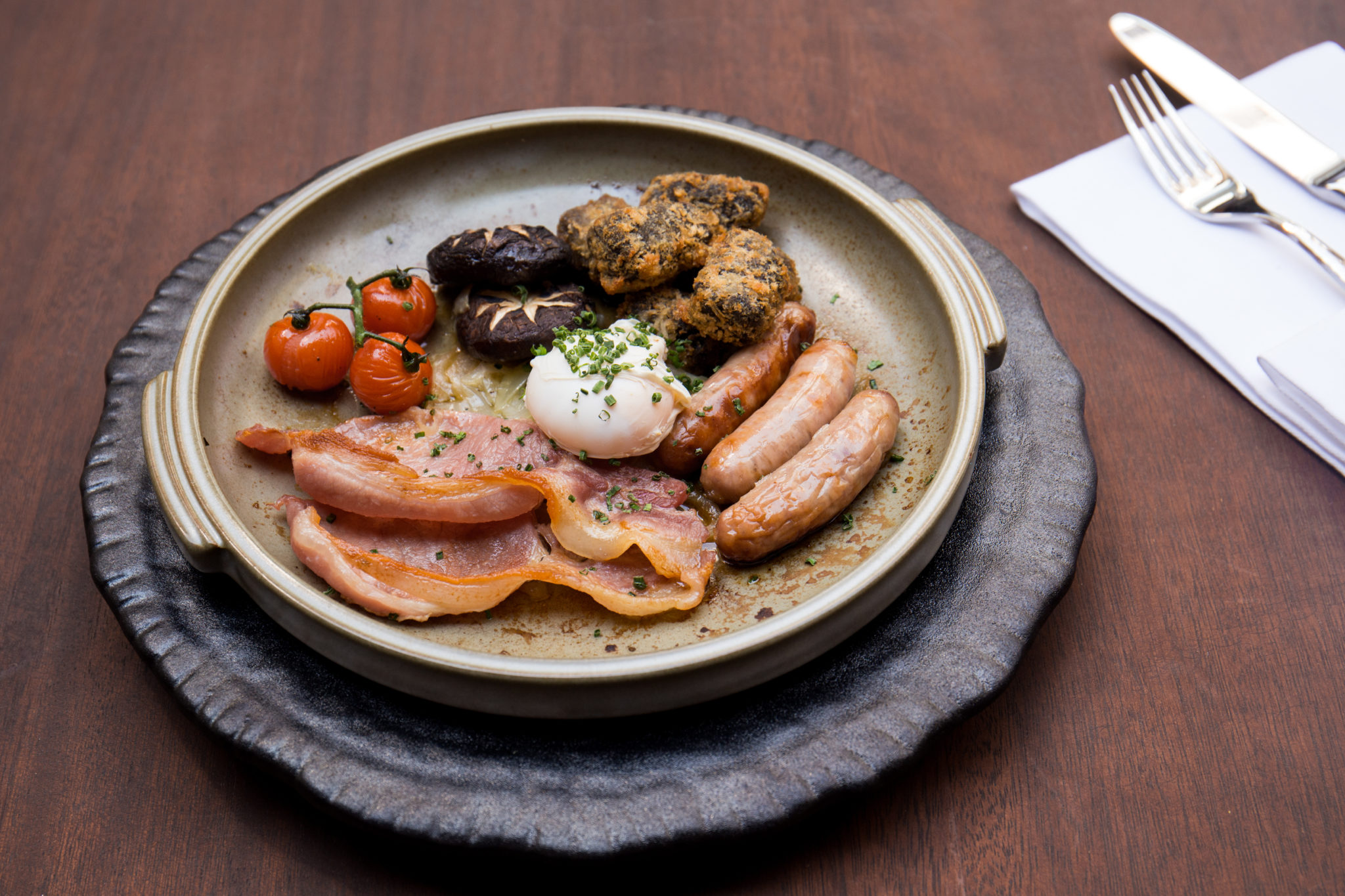 Nobu Style Full English – clairemenary.com