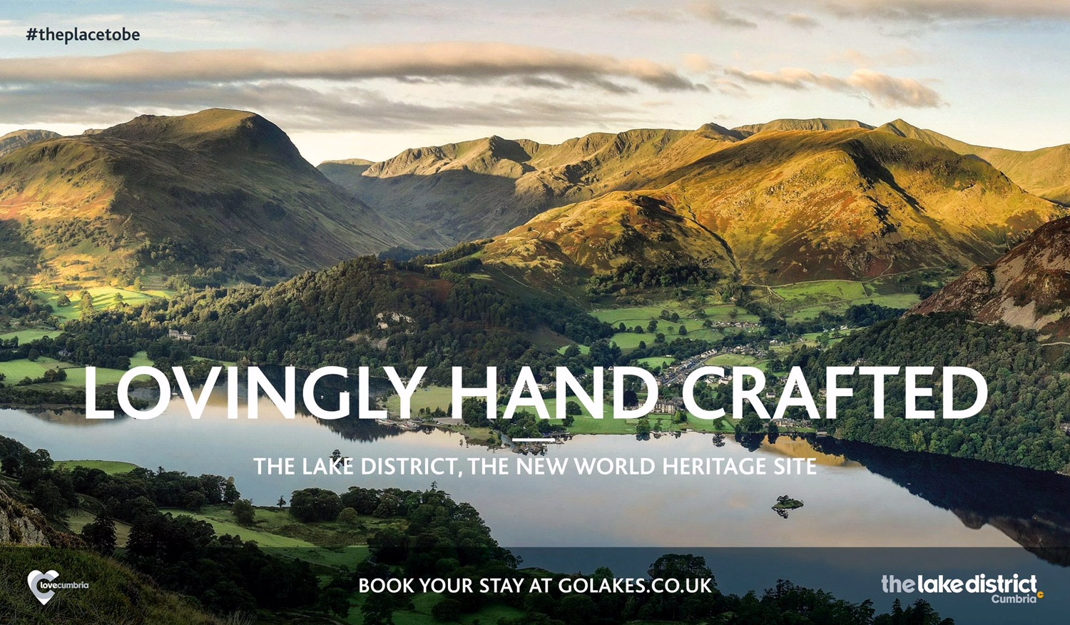 Cumbria Tourism Winter Marketing Campaign