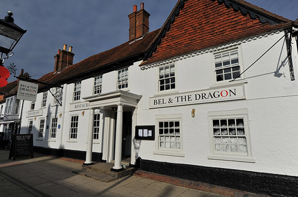 Bel_and_The_Dragon_at_The_George_hotel_Odiham–