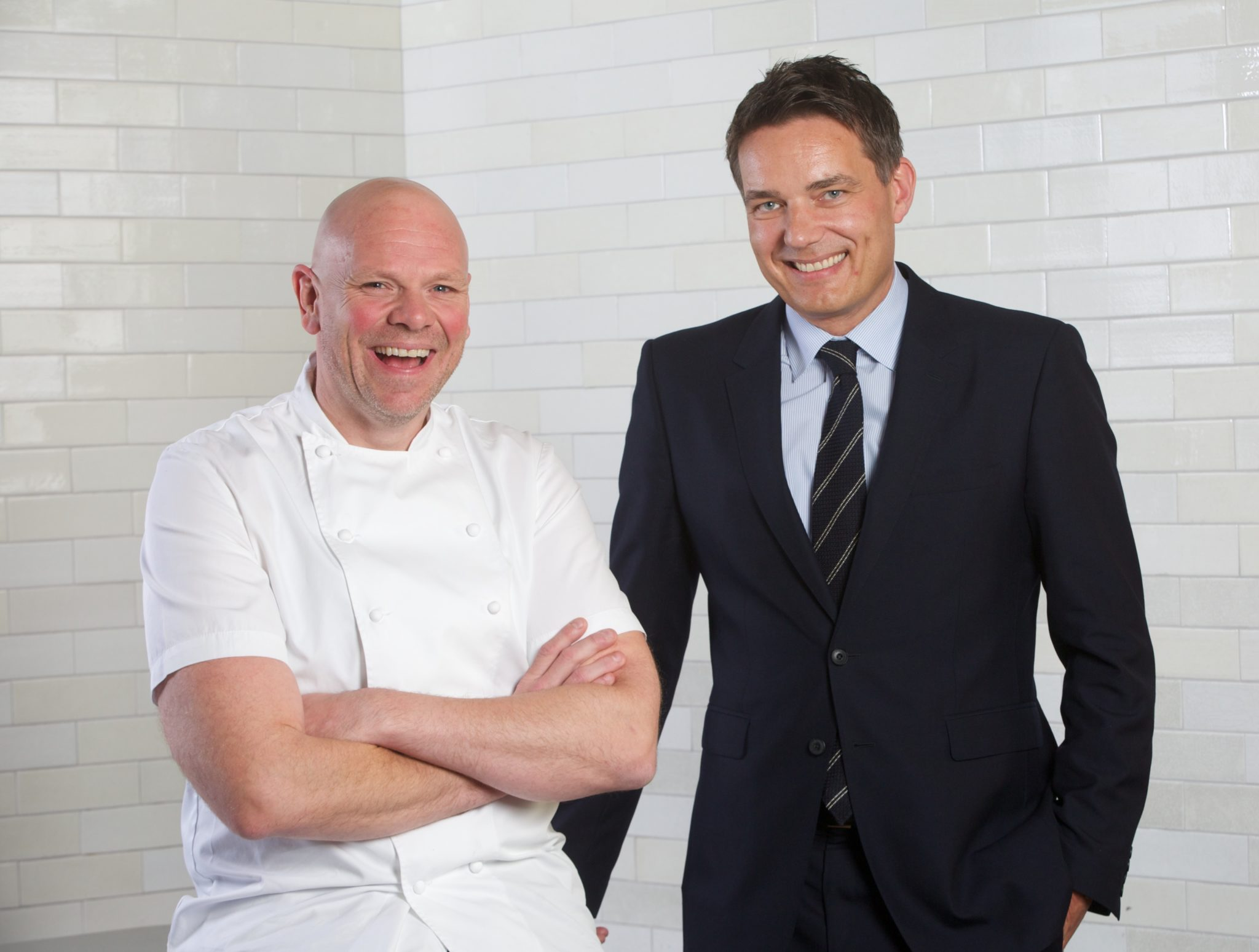 Tom Kerridge + Thomas Kochs