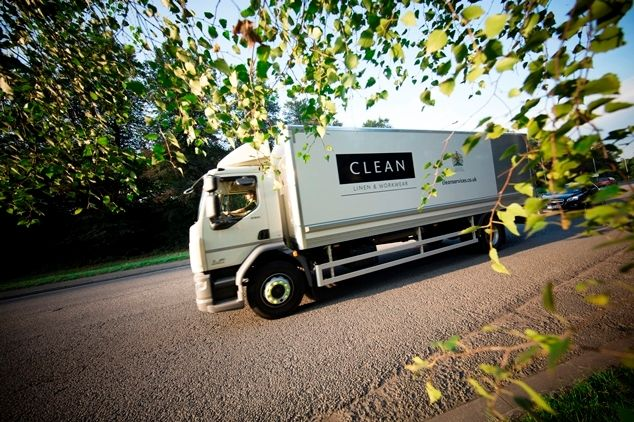 a-clean-delivery-vehicle-on-the-road