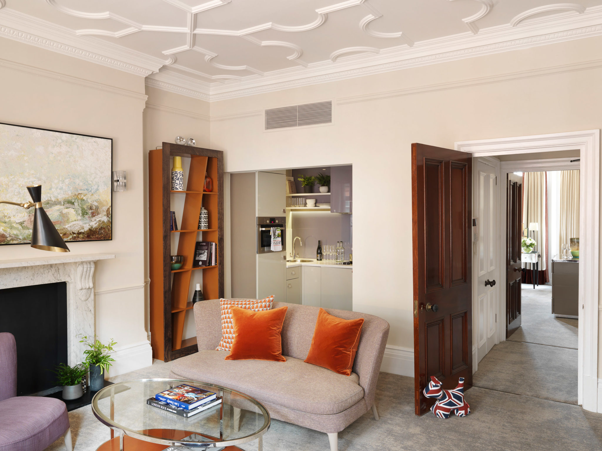 INSIDE LOOK: The Townhouse Residences at The Athenaeum Hotel