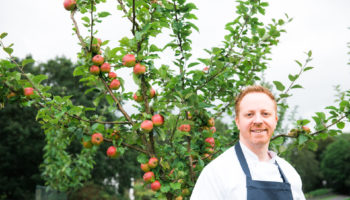 Nick Edgar Head Chef The Ryebeck