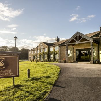 The Coniston Hotel Country Estate and Spa.