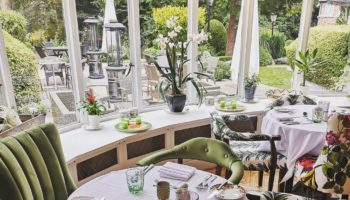 The Garden Room The Bridge Prestbury Cheshire