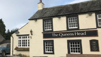 Queen's Head, Askham, exterior