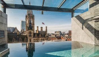 THG – King Street Townhouse – 7th floor spa pool