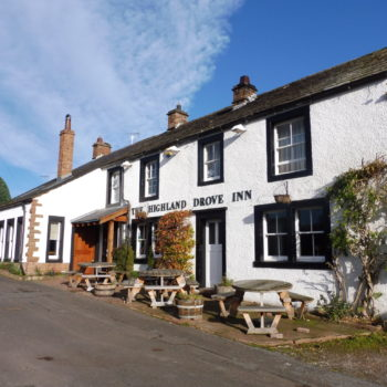 The Highland Drove Inn pub