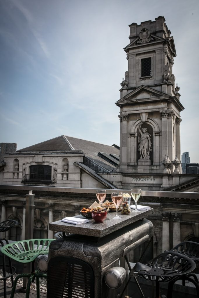 Courthouse Hotel Shoreditch: Courthouse Hotel Takes Bites Of Big Apple With New York