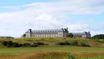 ? Fairmont St Andrews Scotland ?