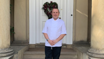 Gareth Jones – Development Chef at Iscoyd Park