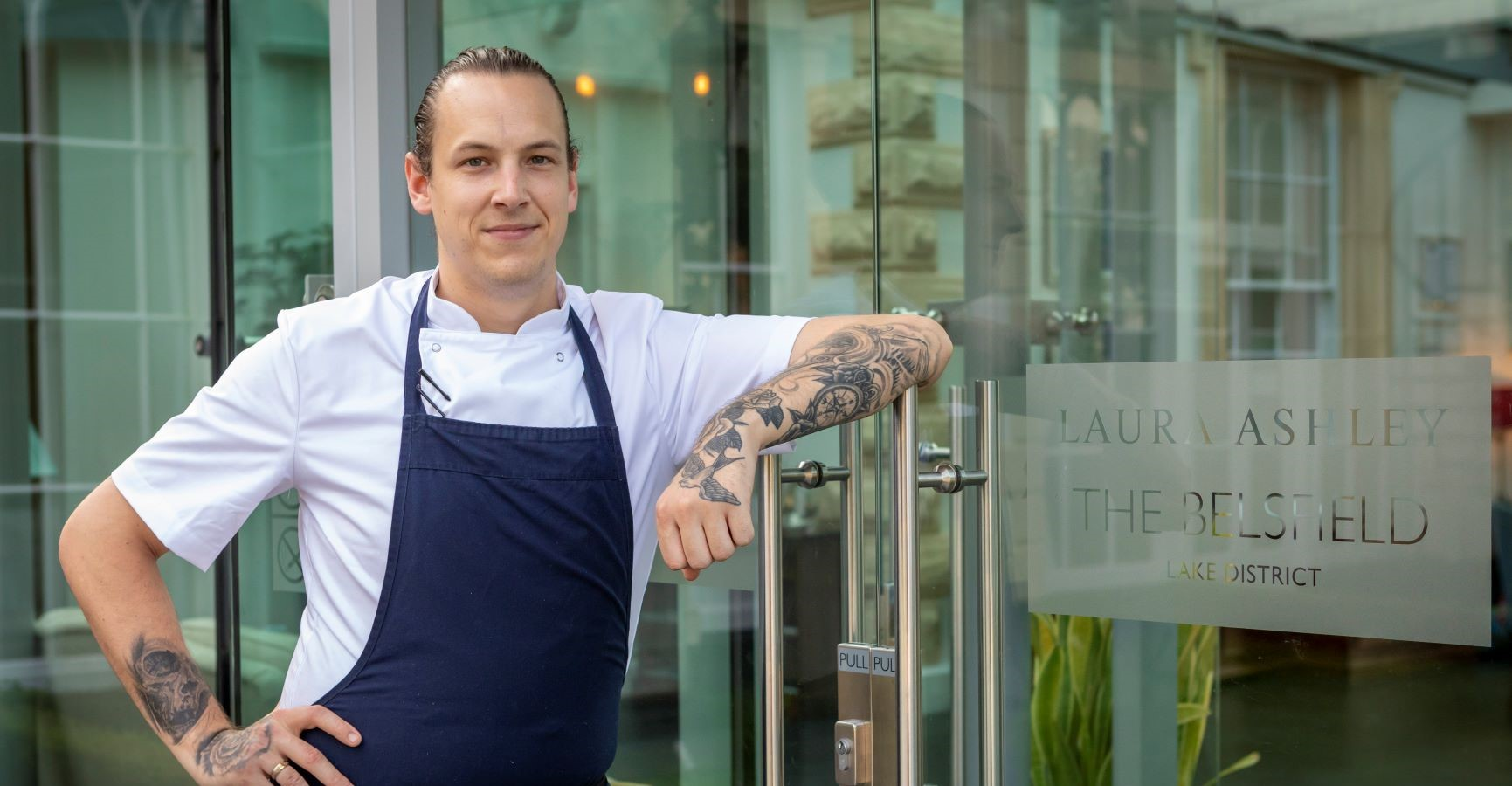 Scott Harrowing – Head Chef at Laura Ashley Hotel The Belsfield, Lake District (2)