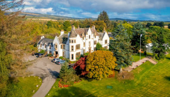 Kincraig Castle Hotel, Invergordon, Monday 07, October, 2019.