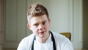 The Dorchester-Head Chef of The Grill-Tom Booton
