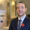 Richard Smith, general manager at The Angel Hotel