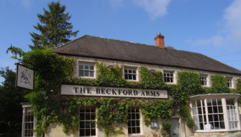 The Beckford Arms – exterior x