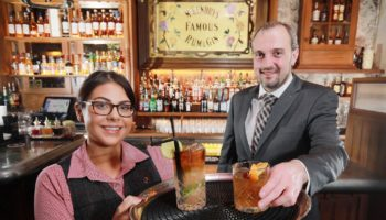 Galgorm Toasts Opening of New Whiskey Lounge Bar 001